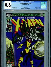 X-Men #143 CGC 9.6 NM+ 1981 Marvel Comic Kitty Pryde Christmas Amricons K29