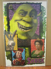 Shrek  movie poster Original 2001 2727