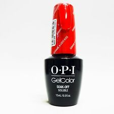 OPI Nail GELCOLOR Soak Off Gel Polish Color VENICE Collection .5oz/15mL