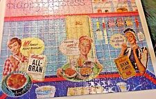 "KARMIN INTERNATIONAL ~ KELLOGG'S 500 Piece Puzzle ~ ""HAPPY HOSTESS"" ~ 14"" x 18"""