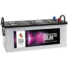 Solarbatterie 12V 180AH trocken vorgeladen Versorgungsbatterie Solar Batterie