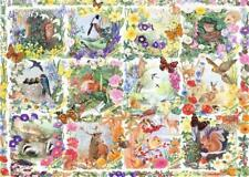 FALCON DELUXE JIGSAW PUZZLE COUNTRY CALENDAR ANNE SEARLE 1000 PCS #11190