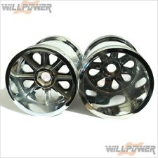 New Monster Wheels Chrome #B-16C (RC-WillPower) HongNor