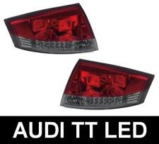 AUDI TT (8N: 98-06) RHD UK COUPE & ROADSTER RED/SMOKED LED REAR TAIL LIGHTS RHD