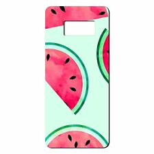 For Samsung Galaxy S8 Silicone Case Tropical Water Melon Fruit - S770