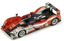 SPARK LM10 AUDI R15 PLUS TDi AUDI SPORT model car North America Winner Le Mans