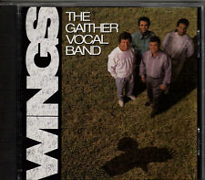 """THE GAITHER VOCAL BAND.....""""WINGS""""........RARE HTF OOP GOSPEL CD"""