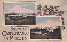 * CASTELFRANCO IN MISCANO - Panorami 1946