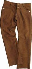 Damen-Trachtenhosen aus Leder in normaler Größe 48