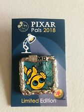 Disney Pixar Pals 2018 Finding Nemo Pin Le2000 Annual Passholder Exclusive Pin