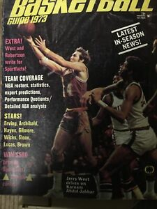 1973 Pro Basketball Guide
