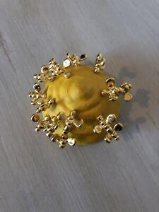 "Michael Aram ""Bee Stings"" Push Pins. New And Boxed"