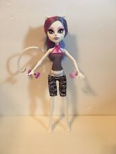Monster High Catrine Demew Fangtastic Fitness doll