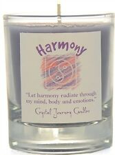 Harmony Votive Aromatherapy Candle in Glass Holder