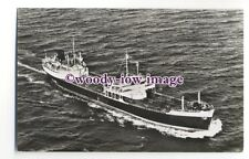 cb0954 - Dutch Van Ommeren Oil Tanker - Papendrecht , built 1940 - postcard