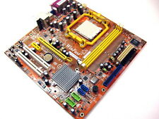 WinFast MCP61SM2MA-RS2H 020205Y00-006-G mATX DDR2 AM3 Motherboard - Tested