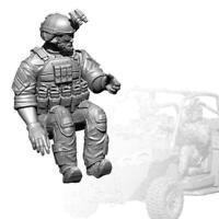 1/35 USA NAVY Seal Soldier Resin Figure Bust Model L4B7 B0F4 F8N3 K5V8