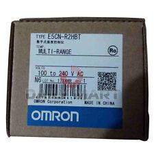 Omron E5CN-R2HBT 100-240VAC BASIC TYPE TEMPERATURE CONTROLLER DIGITAL 1/16 DIN