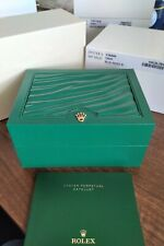 ROLEX DATEJUST 116200 WATCH BOX, OUTER, INSTRUCTIONS