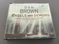 ANGELS AND DEMONS - Dan Brown - 6 CD Audiobook
