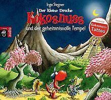 Der kleine Drache Kokosnuss und der geheimnisvolle Tempe...   Buch   Zustand gut