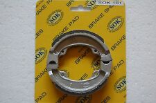 REAR BRAKE SHOES HONDA NU 50 Urban Express 1982-1983 NU50, 1982 NU50M Runaway