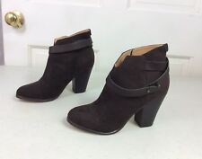 FOREVER 21 Boho Ankle Boots Women's 7.5
