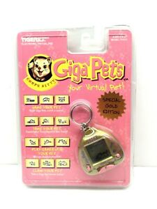New 1997 Giga Pets Compu Kitty NIP Tiger Electronics 71-612 Virtual Pet Cat