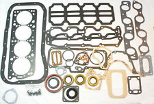 Motordichtsatz Fiat 124 Spider 1800 / 2000 Vergaser USA,New Engine Gasket Kit