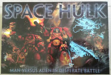 SPACE HULK 4TH EDITION BOARD GAME WARHAMMER 40K NEW - 2016 EDITION