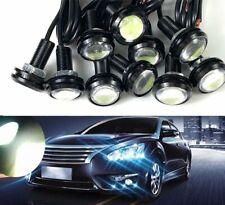 10X 9W Puddle Lights Lamps DRL White LED Fog Running Ground  Eagle Eyes #6