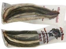 Lamprey - Whole Frozen Lamprey 1 Pack - Fishing Bait - Pike Bait