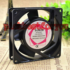 SUNON 9225 SF9225AT2092HBL 220v 0.1A cooling fan #M3828 QL