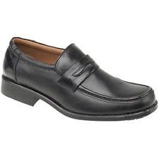 Chaussures décontractées noire pour homme, pointure 46