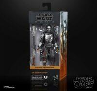 "Star Wars The Black Series Mandalorian Beskar 6"" Action Figure PRE-ORDER"