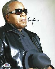 Frank Lucas Signed American Gangster 8x10 Photo PSA/DNA COA Picture Autograph 82