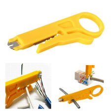 New 2X Telecom Bt Telephone Rj45 Lan Network Idc Cable Insertion Punch Down Tool