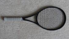Wilson Pro Staff 97 Ls black Roger Federer tennis racket grip size 4 1/8