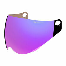 Icon Variant Pro Precision Optics Visor for Motorcycle Helmet in RST Purple