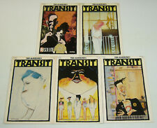 Ted McKeever's Transit #1-5 FN complete series - vortex comics 2 3 4 set lot
