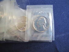 1964 Jefferson Nickel Proof Roll of 40 Coins Sealed in Original Cellophane