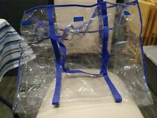 Clear Poster Carry Bag