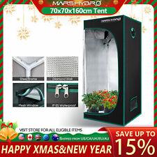 Mars Hydro 2'x2' Hydroponic Indoor Grow Tent Room Reflective Mylar Non Toxic Hut