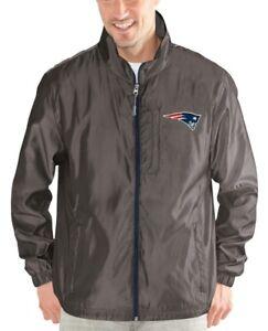 "New England Patriots NFL G-III ""Executive"" Full Zip Premium Men's Jacket"