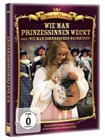 WIE MAN PRINZESSINNEN WECKT  (MARIE HORAKOVA, JAN HRUSINSKY, ...)   DVD NEUF