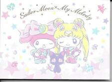 Sanrio My Melody Sailor Moon Notepad