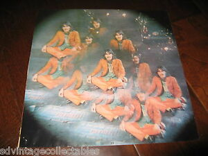 Beatles Magical Mystery George Harrison Tour book POSTER sheet Record Album rock