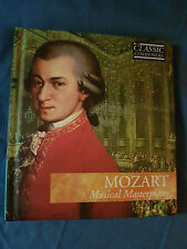 Mozart Musical Masterpieces Classical Composers