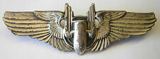 WW2 AAF Sterling Air Gunner Wing Full Size -CB- Air Corps