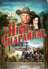 The High Chaparral (Complete Collection) NEW PAL Series 30-DVD Set Leif Erickson